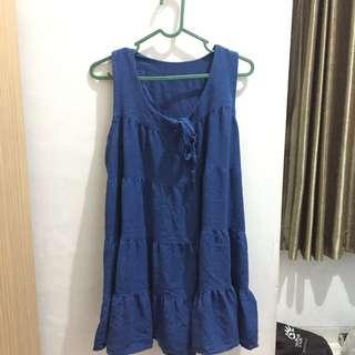 💥Navy Dress