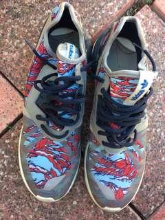 Adidas Tubular Hawaiian camo pack