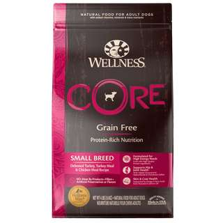 Wellness® CORE Small Breed Grain-Free Dry Dog Food