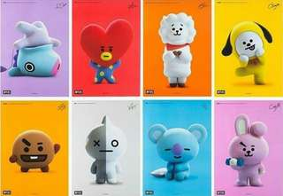 [RS] BT21 OFFICIAL POSTER