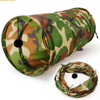 Collapsible Cat toy