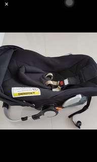 Capella classic infant car seat