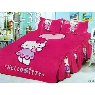 FREE SF 3in1 hellokitty comforter