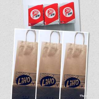 BN Limited Edition LIHO Accessories