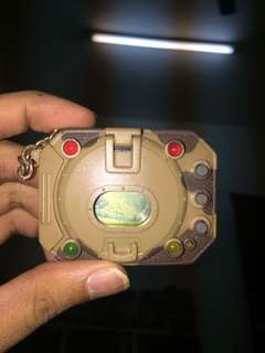 Metal walker digivice game
