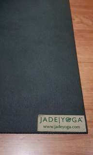 Jade Yoga Travel Mat and Cork Blocks