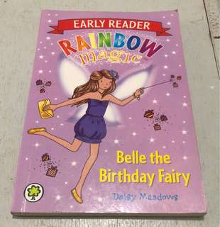 Rainbow magic early reader