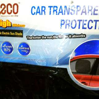 CAR SUN SHADE (2IN1)