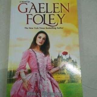 Buku novel Gaelen Foley