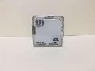 🔥🈹4 port hubs USB2.0 4頭分插器細小輕巧易攜帶或收藏