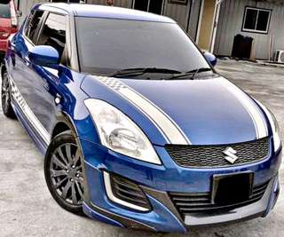 SUZUKI SWIFT RR2 LIMITED EDITION 1.4 (A)