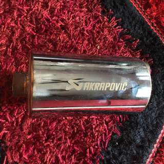 AKRAPOVIC S-FLOW EXHAUST