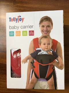 Tollyjoy Baby Carrier (New)
