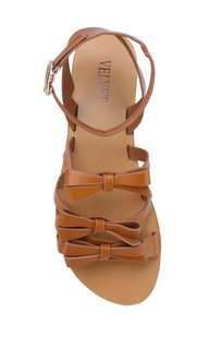 Bow Flat Sandals