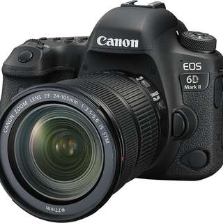 Trade Canon 6D Mark II for Sony A7III (with top up)