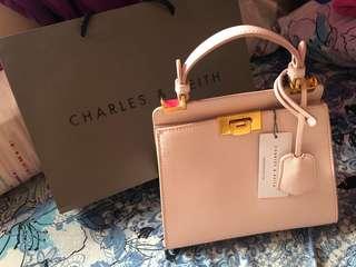 bag charles and keith