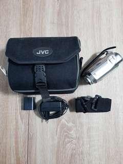JVC set