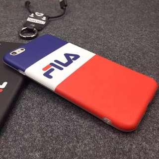 [PO] FILA iPhone casing