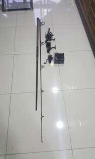 3+1(fishing rod)
