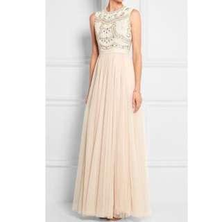 Needle & Thread Embellished Bodice Sleeveless Maxi Tulle Gown #mayflashsale