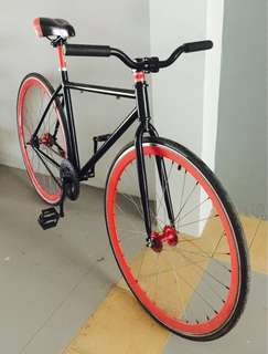 Used fixie flip-flop first come first serve