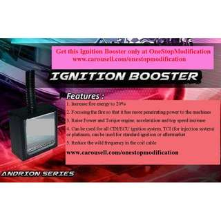 [Ready Stock] Ignition Booster For Motorbike