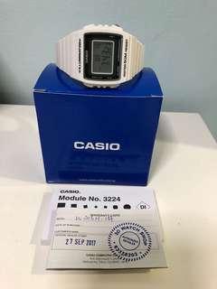 Vintage Style Casio Watch