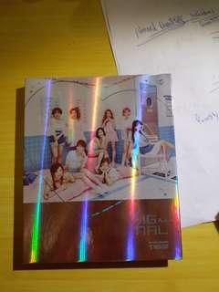 Twice淨專 Signal sana CD