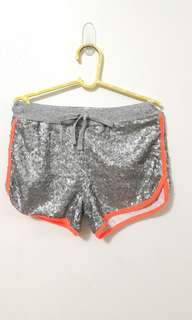 Gingersnaps Sequins Shorts