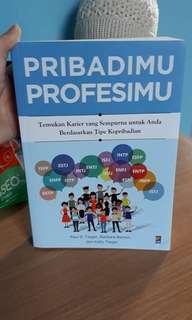 Buku Pribadimu Profesimu