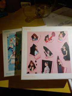 Twice pagetwo淨專