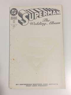Superman The Wedding Album