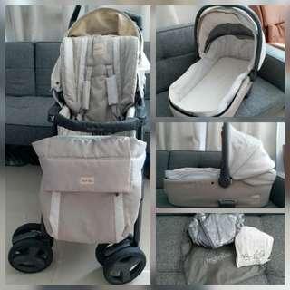 Inglesina stroller and pram for sale
