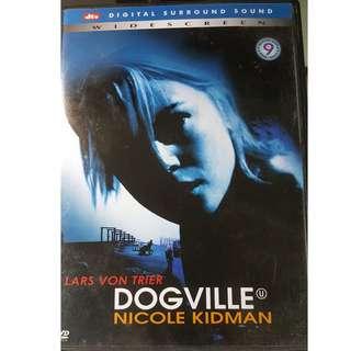 DVD - DOGVILLE (2003) crime drama nicole kidman