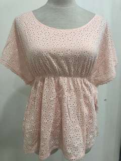 #25 Pastel Pink Dream Top (BRAND NEW)