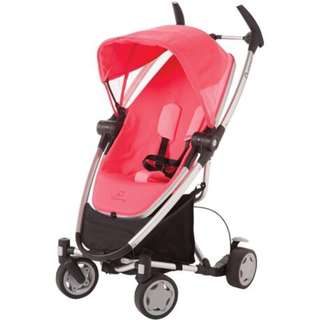 Quinny Zapp Extra 4 Wheels US Version - Pink Precious Color