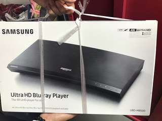 Samsung Ultra HD Blue-Ray Player