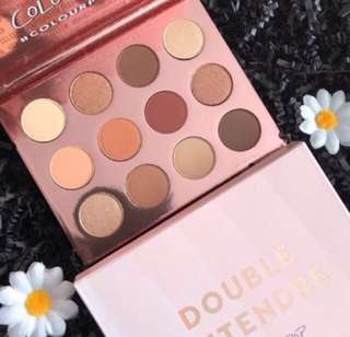 Raya Sale❗️Colourpop Eyeshadow Palettes Double Entendre🤩I Think I Love You🤩