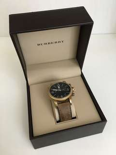 Burberry vintage watch