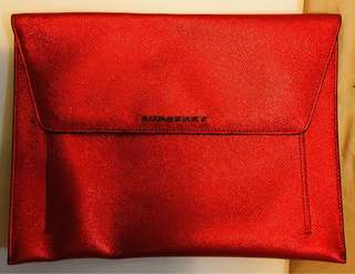 Burberry iPad case handbag purse