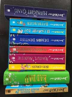 David Walliams series