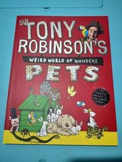 Sir Tony Robinson's weird world of wonders PETS