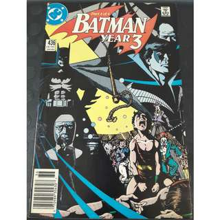 Batman #436