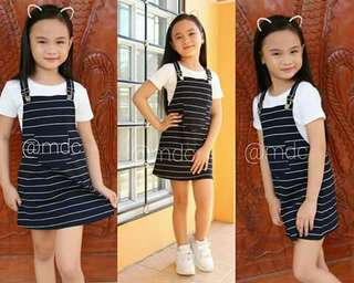 Jumper dress inner included