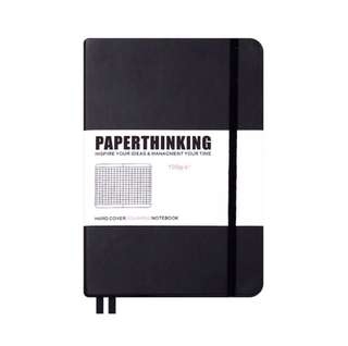 [PO] Black A5 Bullet Journal Notebook