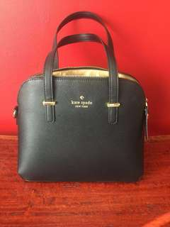 Authentic Kate Spade Handbag Black