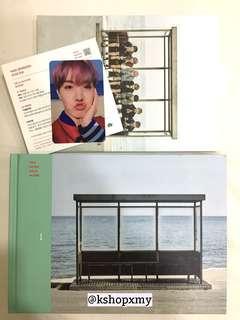 [RS] BTS YNWA Album ( Left Version )