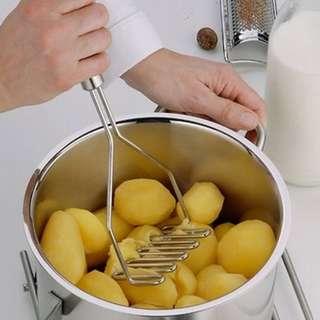 Japan quality - alat pembuat mesh potato penghancur penghalus kentang ubi