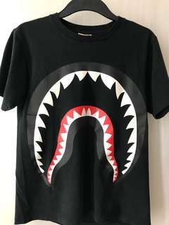 Bape shark t-shirt