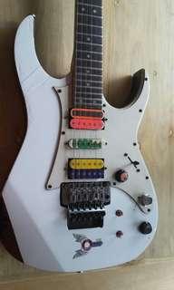 gitar ibanez series RG